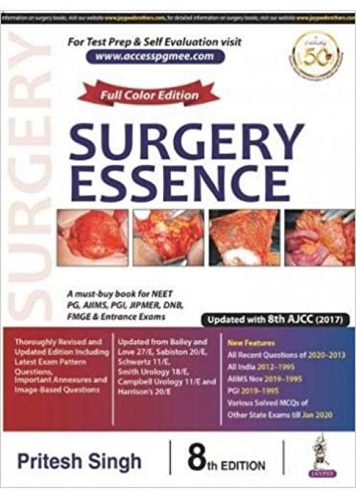 Surgery Essence - Pritesh Singh