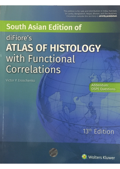 diFiore's  Atlas of Histology with Functional Correlation