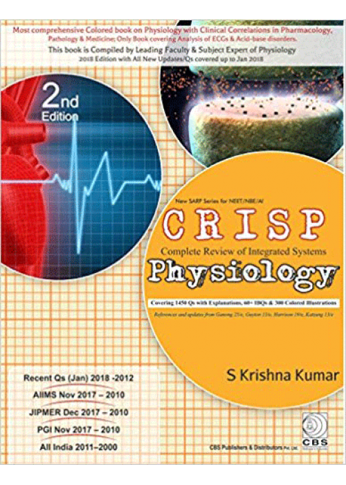 CRISP (Complete Review of Integrated System Physiology) - Krishna Kumar