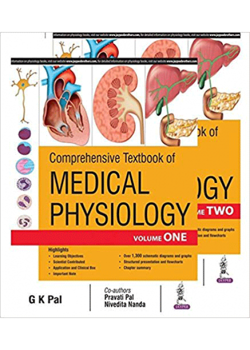 Comprehensive Textbook Of Medical Physiology (2Vols)