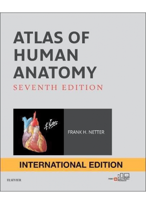 Atlas of Human Anatomy Frank H.Netter