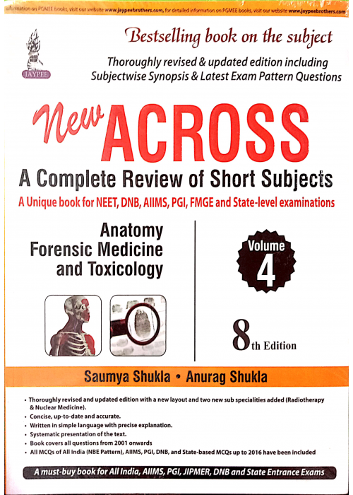 ACROSS ( A complete review of short subjects) Vol-4
