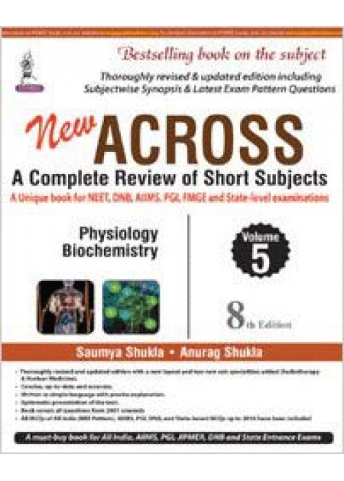 New Across ( A complete review of Short Subjects) - Vol 5