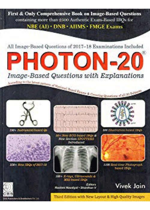 PHOTON-20 Image Based Questions with Explanations