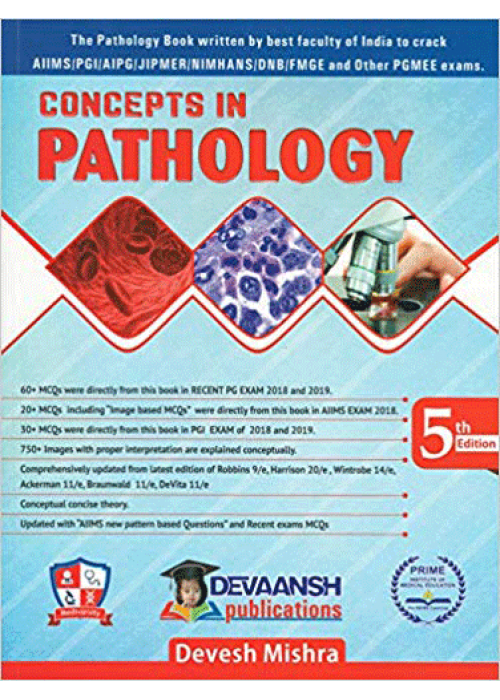 Concepts in Pathology  - Devesh  Mishra