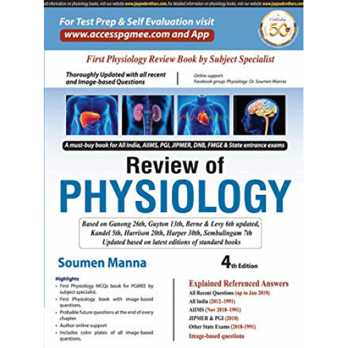 Review of Physiology -Soumen Manna