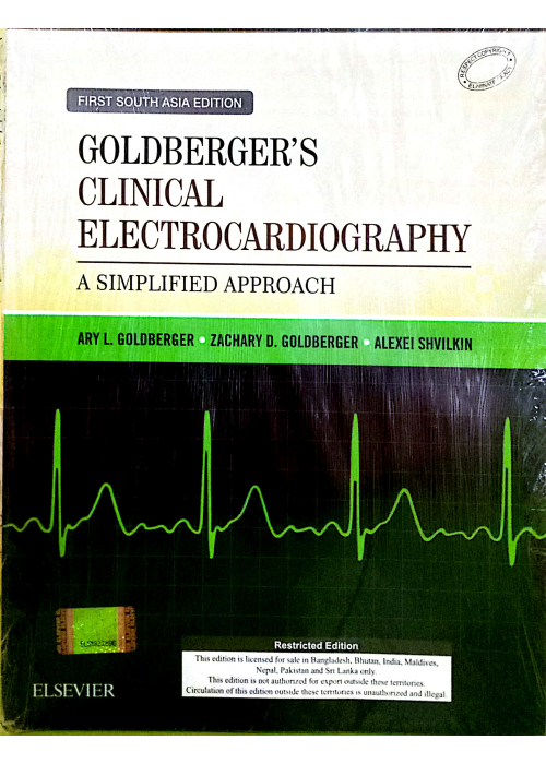 Goldberger's Clinical  Electrocardiography ( A simplified approach)