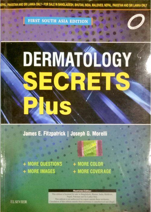 Dermatology Secrets Plus