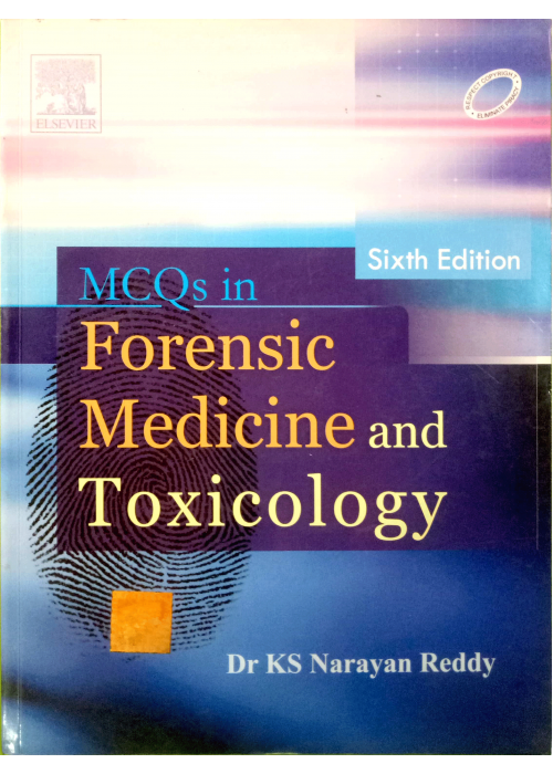 MCQs in Forensic Medicine and Toxiology