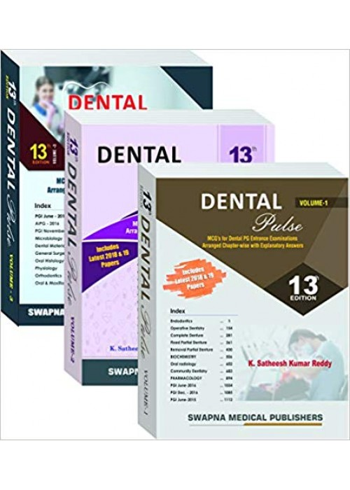 Dental Pulse Vol 1, 2 &3