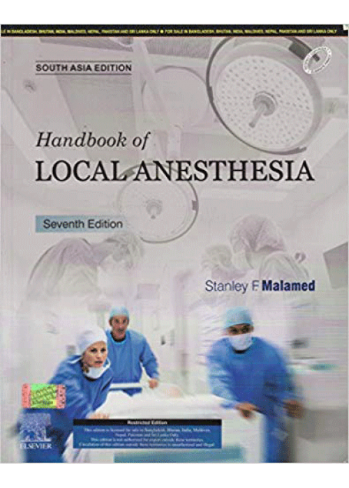 Handbook of Local Anesthesia -Malamed