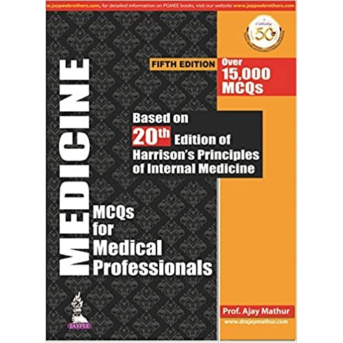 MEDICINE MCQs for Medical Professionals