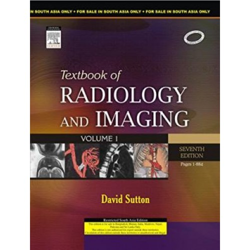 Text Book Of Radiology Imaging 2 Vol Set