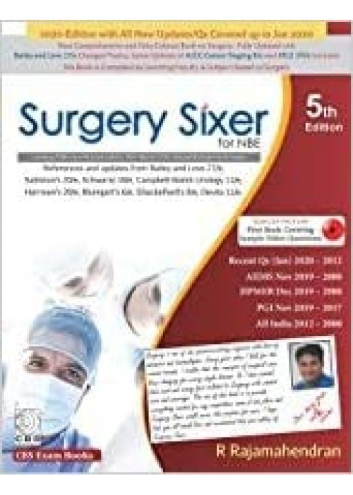 Surgery Sixer for NBE