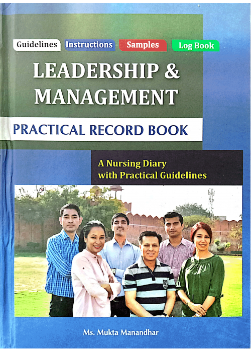 Leadership and Management Practical Record Book