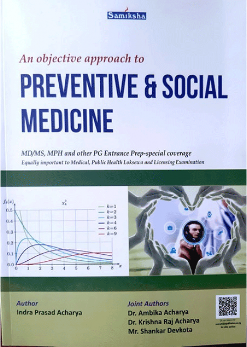 An Objective approach to Preventive and Social Medicine