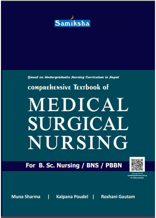 Comprehensive Textbook of Medical Surgical Nursing