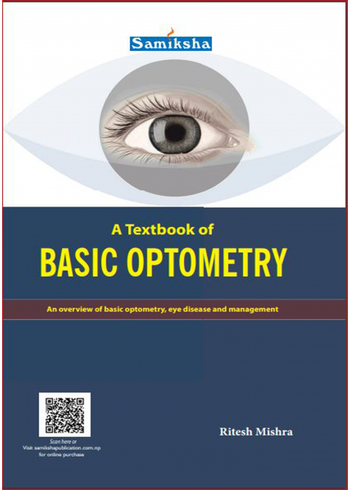 A Textbook of Basic Optometry
