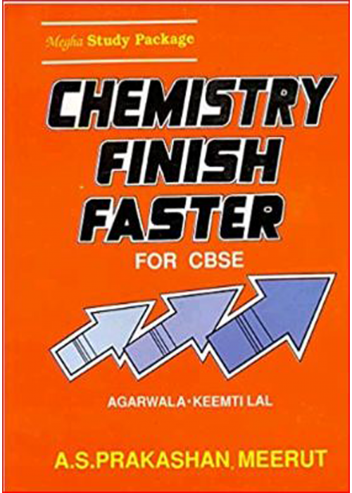 Chemistry Finish Faster for CBSE