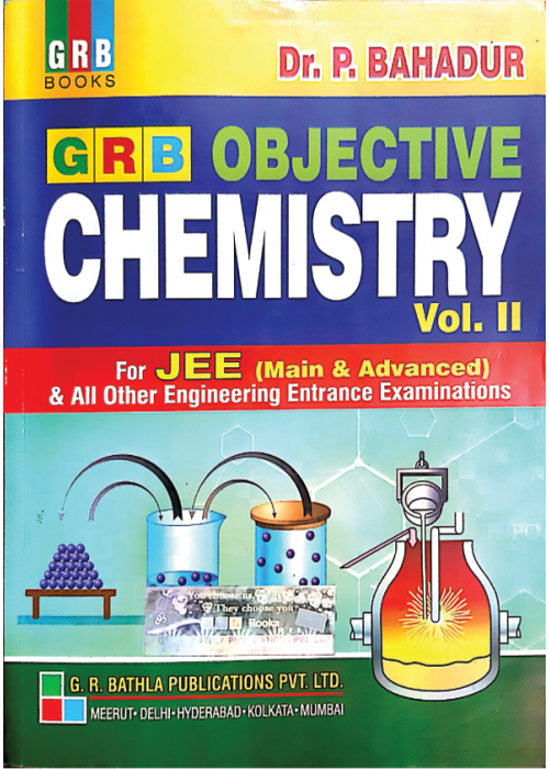 GRB Objective Chemistry Vol- II, For JEE