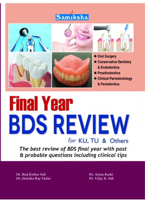 Final year BDS REVIEW