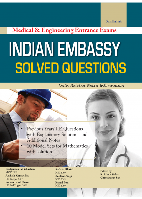 Indian Embassy Solved Questions