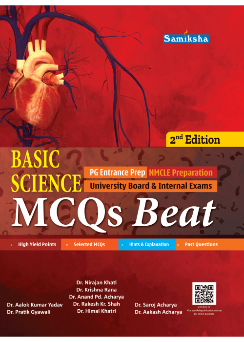 BASIC SCIENCE MCQs BEAT