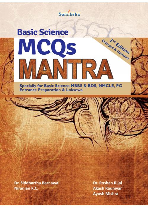 BASIC SCIENCE MCQs MANTRA