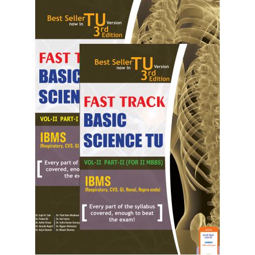 Fast Track Basic Science TU, Vol. II