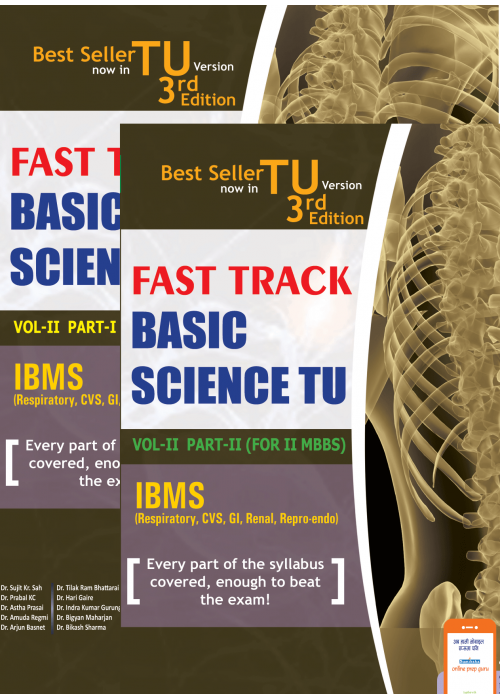 Fast Track Basic Science TU, Vol. II