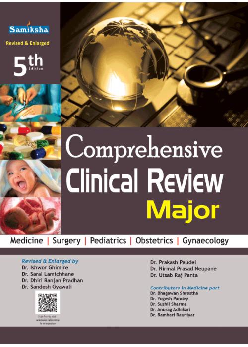 COMPREHENSIVE CLINICAL REVIEW MAJOR