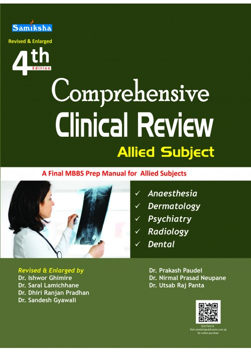 COMPREHENSIVE CLINICAL REVIEW ALLIED