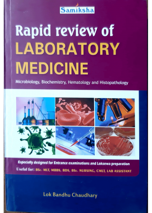 Rapid review of Laboratory Medicine