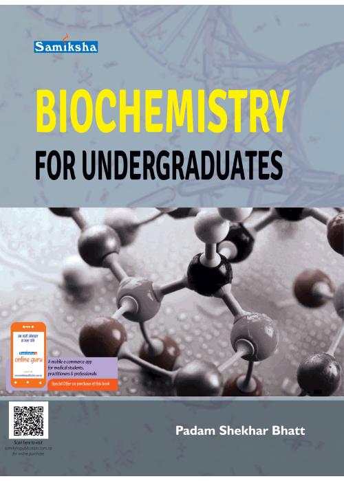 BIOCHEMISTRY FOR UNDERGRADUATES