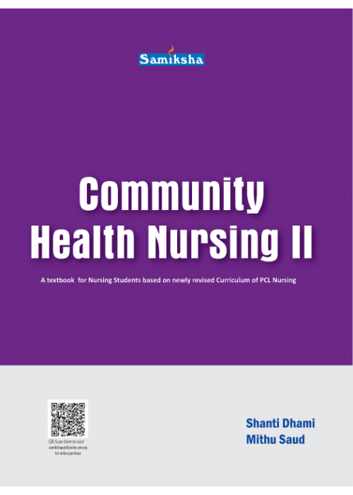 Community Health Nursing II