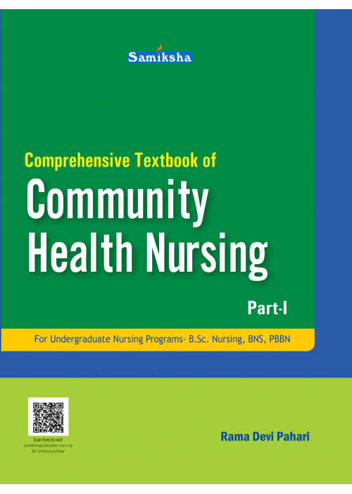 Comprehensive Textbook of Community Health Nursing I