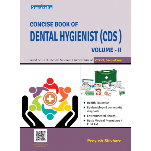 CONCISE BOOK OF DENTAL HYGIENIST VOL. II, Second Year