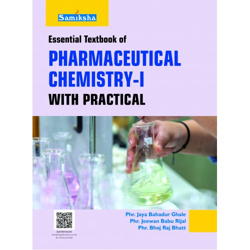 Essential Textbook of Pharmaceutical Chemistry I