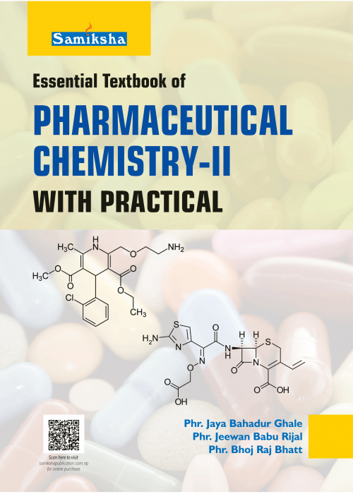 Essential Textbook of Pharmaceutical Chemistry II