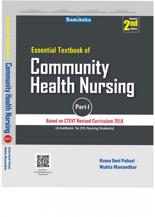 Essential Textbook of Community Health Nursing-1