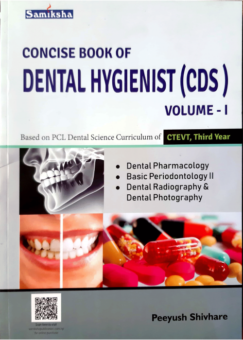 CONCISE BOOK OF DENTAL HYGIENIST VOL. I  Third Year