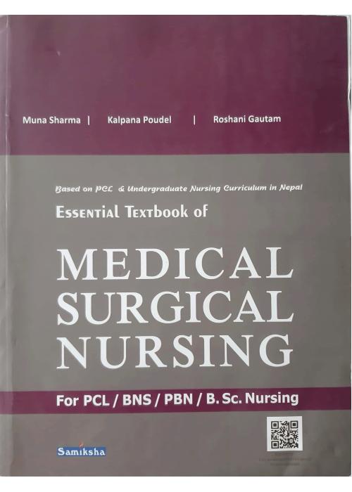 Essential Textbook of Medical Surgical Nursing