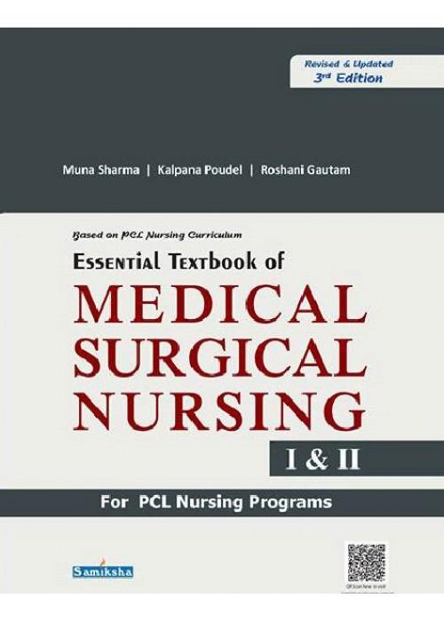 Essential Textbook of Medical Surgical Nursing I & II