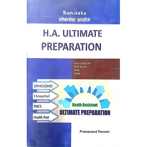 H.A. Ultimate Preparation