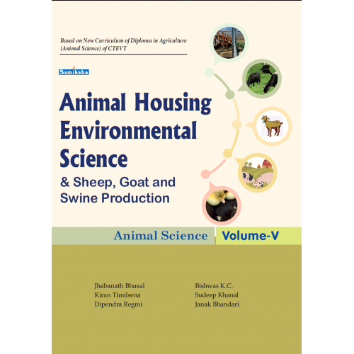Animal Housing Environmental Science & Sheep, Goat and Swine Production