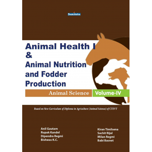 Animal Health-I & Animal Nutrition and Fodder Production