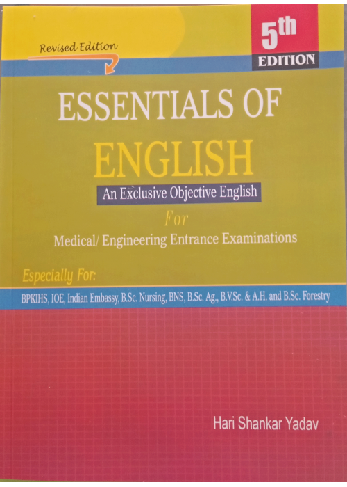 Essentials of English