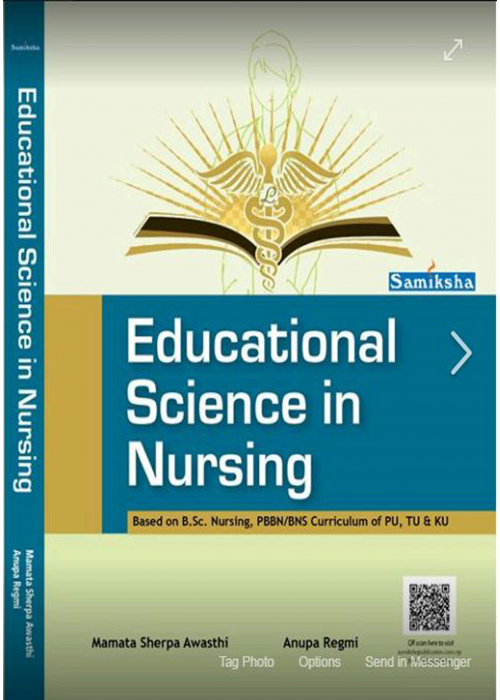 Educational Science in Nursing