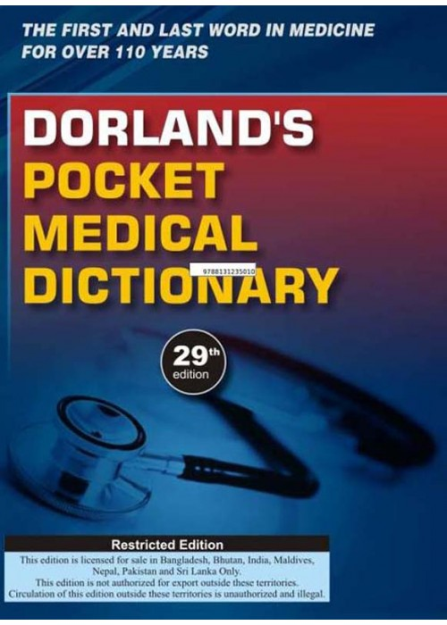 Dorland's Pocket Medical Dictionary-29