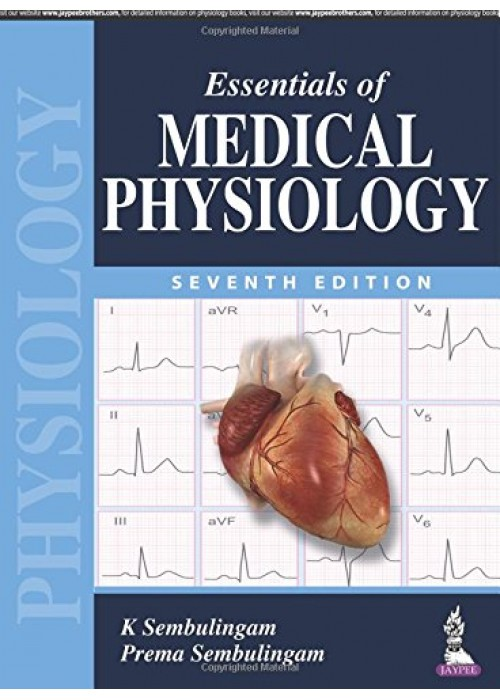 Essentials of medical physiology-7